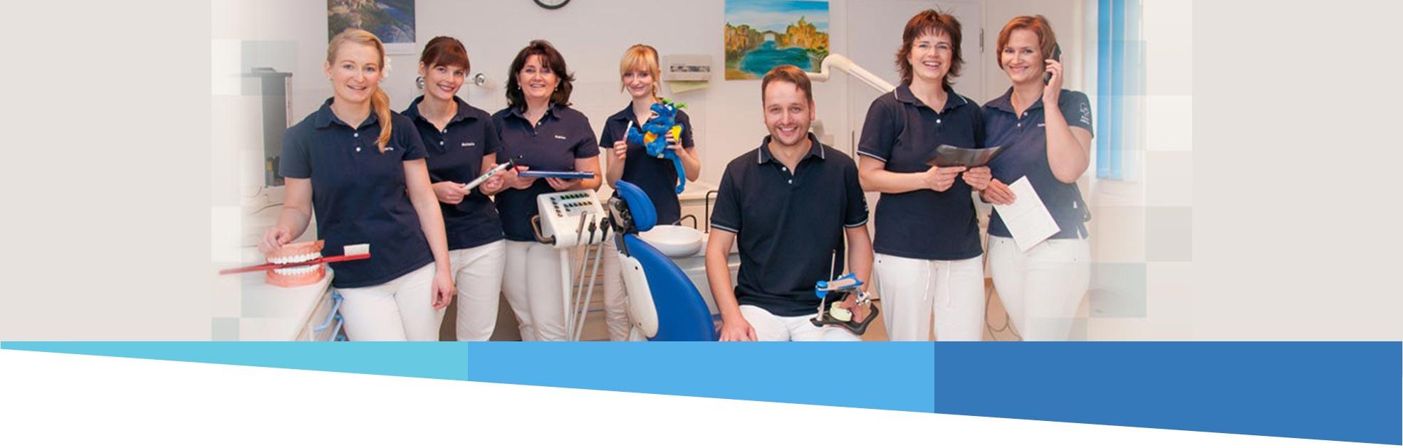 Zahnarzt Team Hintze aus Trebbin